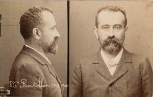 Alphonse Bertillon (źródło: domena publiczna)